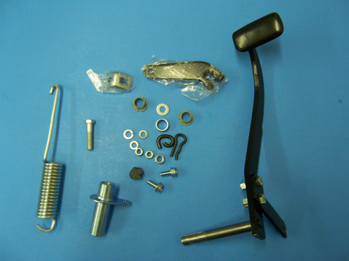 1955-56 Complete Clutch Pedal Kit