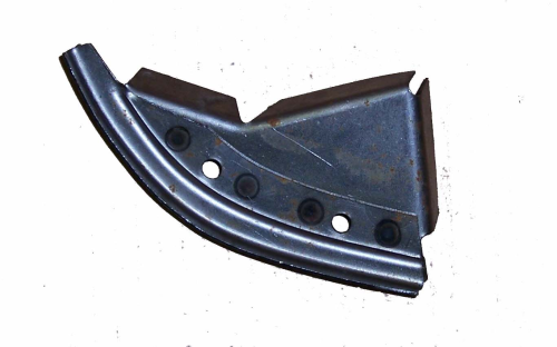 1955-57 Left Wheelhouse Outer Support