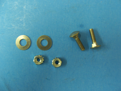 1955 Gas Door Mount Stud Replacement Set