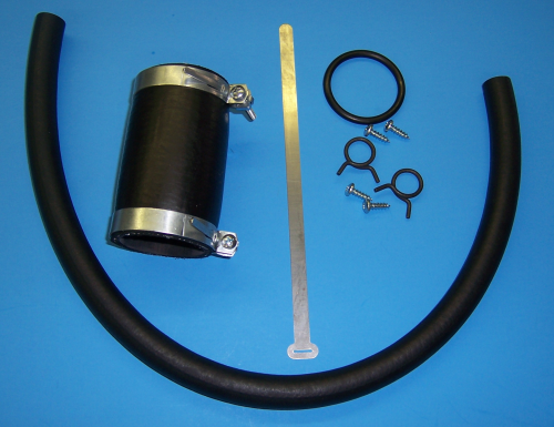 1957 Gas Tank Filler & Vent Hose Kit