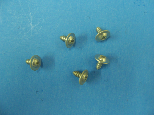 1955-56 Crowl Vent Screw Set