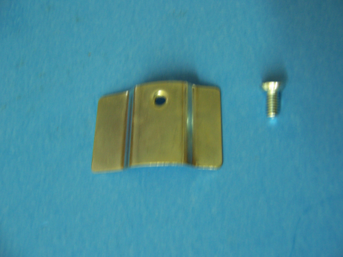 1955-57 Door Moulding End Clip (Upper Driver Side Rear)