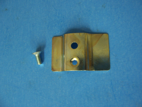 1955-57 Door Moulding End Clip (Upper Passenger Side Front)