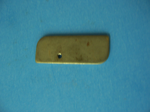 1955-57 Door Moulding End Clips