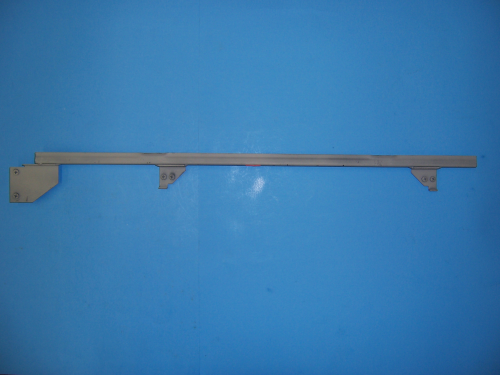 1955-57 Glass Metal Channel Front/Left