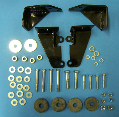 1955-57 Transmission Side Mount Kit