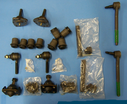 1955-57 Front Suspension Kit (18 Pieces)