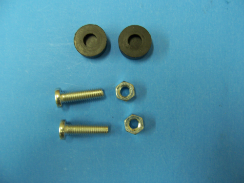 1957 Hood Adjustment Stop Kit